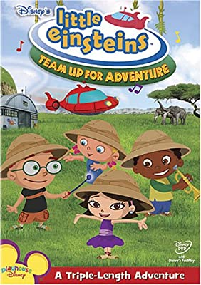 Disneys Little Einsteins - Team Up For Adventure from Walt Disney Home Entertainment