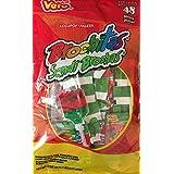 Vero Brochitas Watermelon Flavored Lollipops (imported from Mexico)
