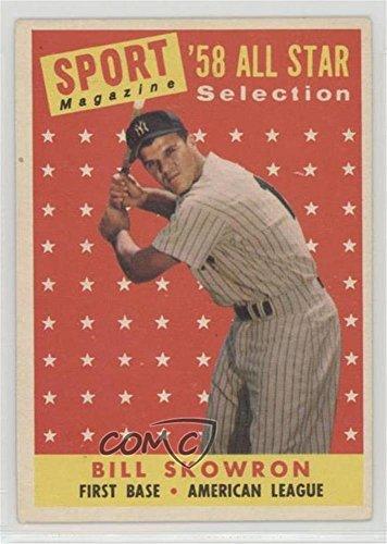 Moose Skowron (Baseball Card) 1958 Topps - [Base] #477