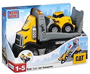 Mega Bloks CAT Construction