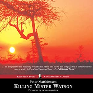 Killing Mr. Watson Audiobook