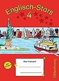 Englisch-Stars - Allgemeine Ausgabe: 4. Schuljahr - Übungsheft: Mit Lösungen