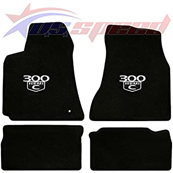 Amazon Com 2005 2010 Chrysler 300c Rwd Floor Mats In