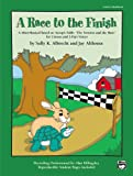 A Race to the Finish, Jay Althouse, 0739034480