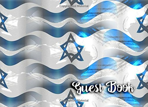 ned Guest Book - For Bar Mitzvah or Bat Mitzvah Ceremonies 2 (Bar Bat Mitzvah Ceremony)