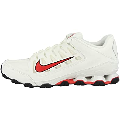 3590fc3c5e Nike Men's Reax 8 Tr Mesh Cross Trainers, Multicolour (Sail/Mystic Red-