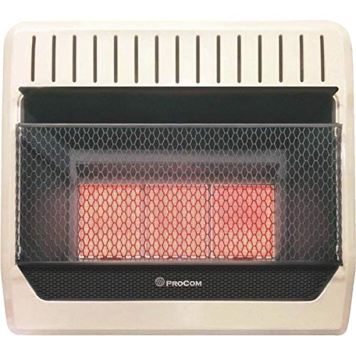 ProCom Infrared Gas Wall Heater - MN3PHG -