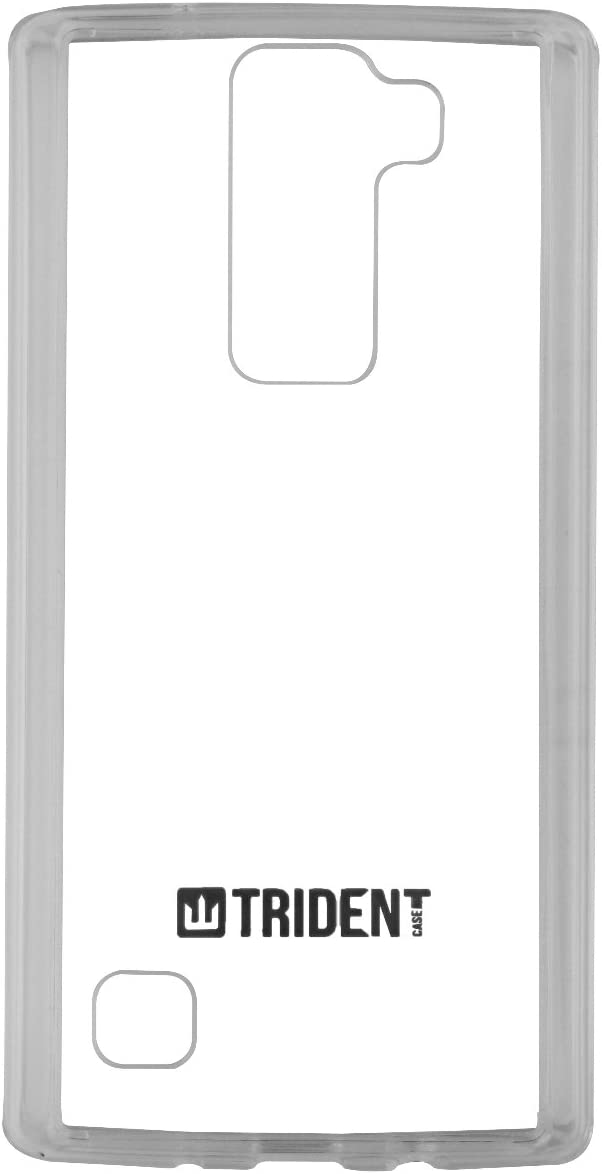 LG K8V Case, Trident Krios Dual (Crystal Clear) Case for LG K8V