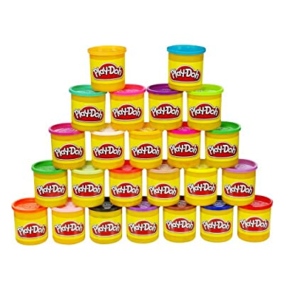 Play-Doh Modeling Compound 24-Pack Case of Colors (Amazon Exclusive) from Play-Doh