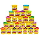 24-Pack Play-Doh Modeling Compound Case of Colors (3-Ounce Cans)