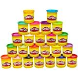Play-Doh 24-Pack of Colors (Frustration Free Packaging)