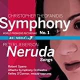 Symphony No.1/ Neruda Songs (Lieberson) (ASO Media: ASO1002) by Kelley O'Connor (2011-06-28)