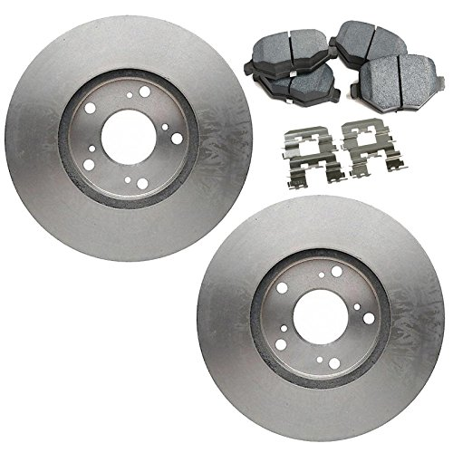 N Kzuft L on 2008 Dodge Grand Caravan Rotors