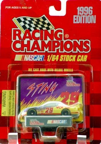 car 1/64 Stock Car 1996 Edition #29 WCW Sting Car ()