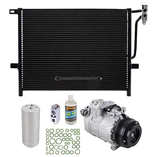 A/C Kit w/AC Compressor Condenser & Drier For BMW 325i 328i 330i & M3 E46 - BuyAutoParts 60-89096CK New Bmw 325i A/c Condenser