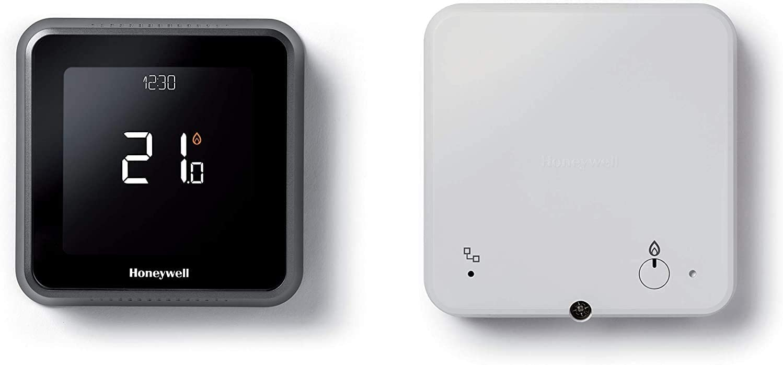 blanco 1 pieza ahorra energ/ía y dinero Alexa e IFTTT compatible con Apple HomeKit Honeywell Home T6 Termostato inteligente cableado con WiFi y aplicaci/ón m/óvil Google Home