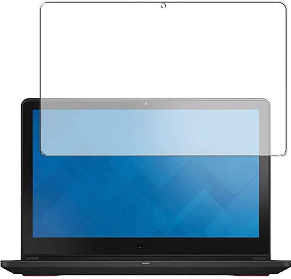 Puccy Privacy Screen Protector Film, Compatible with DELL Inspiron 15 7000 Series 7559 (with Touch Display) 15.6
