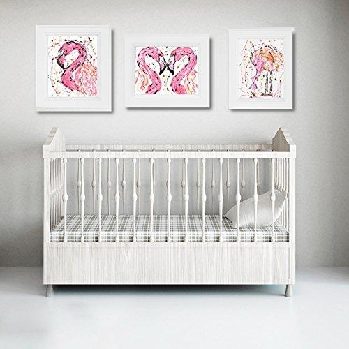 Flamingo Archival Nursery Artist McDowell product image