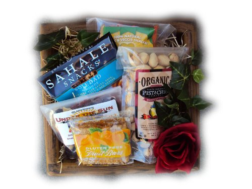 Happy 5th Year Anniversary Gift Box by Well Baskets