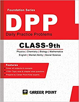 Buy Class 9: Daily Practice Problems (DPP)for NTSE, NEET