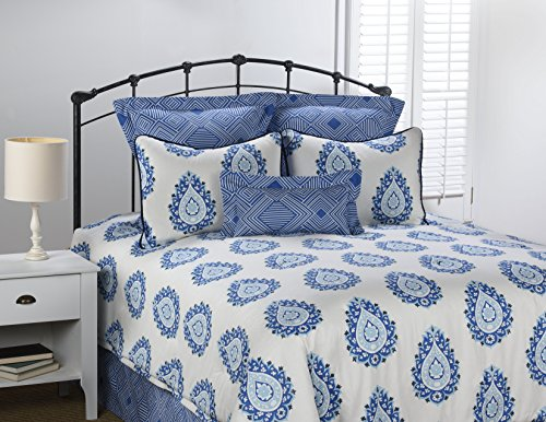 VICTOR MILL Alcott Comforter Set,