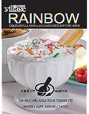 Gourmet du Village DIP Recipe Box Rainbow Van/SPRINLES, 85 Grams
