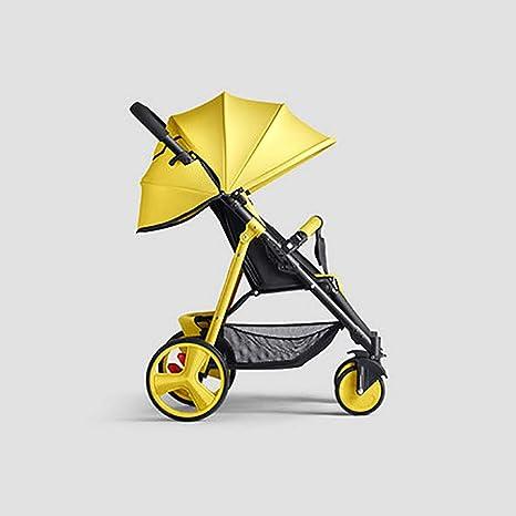 Ligera Solo Cochecitos, Plegable Compacto Carro del bebé Cochecito de bebe Vacaciones Viaje Tienda Excelente