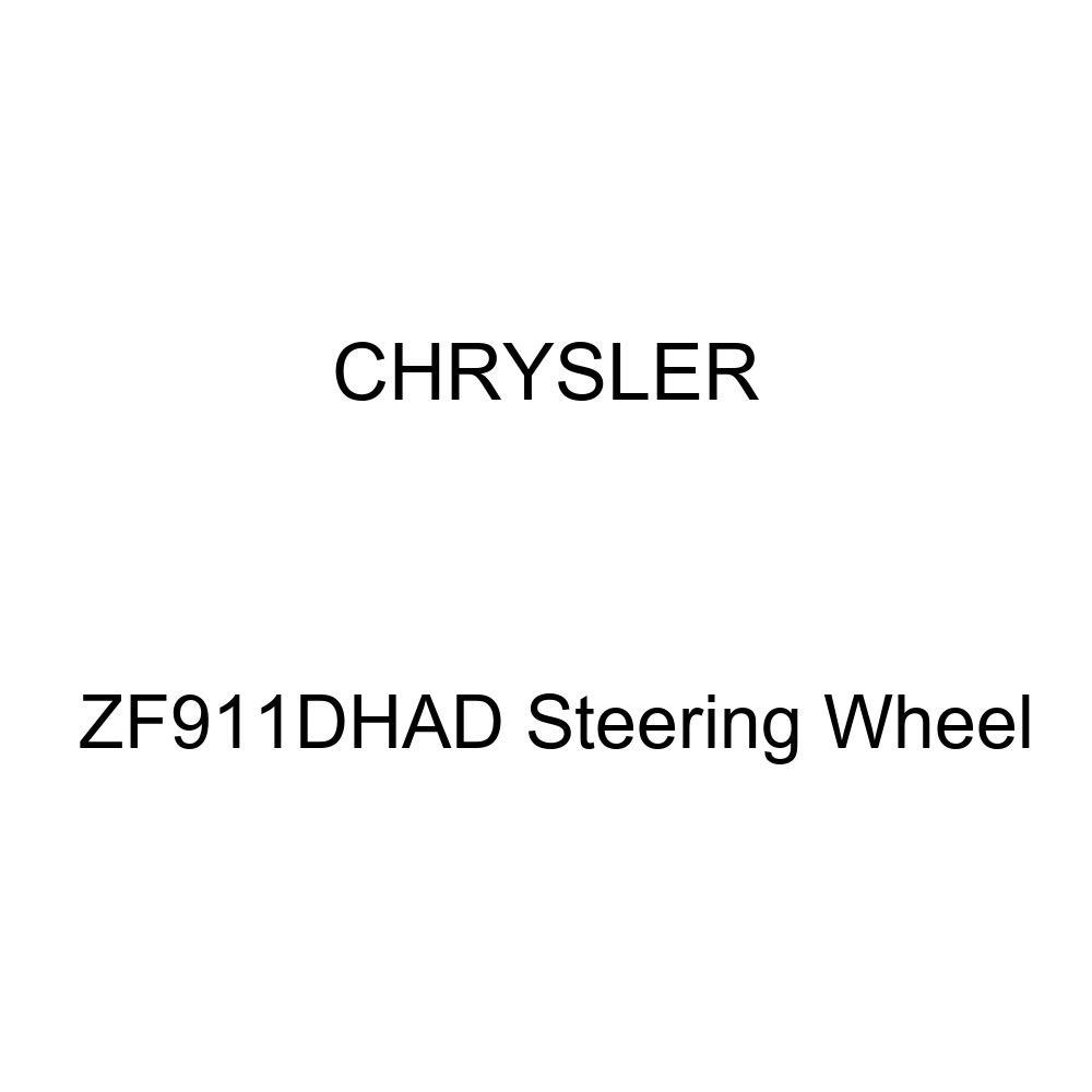 Genuine Chrysler ZF911DHAD Steering Wheel