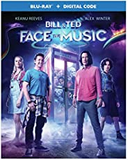 Bill & Ted Face the Music (Blu-ray + Digital)