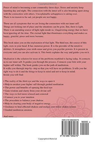 Buy Third Eye Awakening: How to Open Your Third Eye Chakra