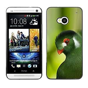 SKCASE Center / Funda Carcasa - Árboles Tropical Naturaleza Pájaro;;;;;;;; - HTC One M7