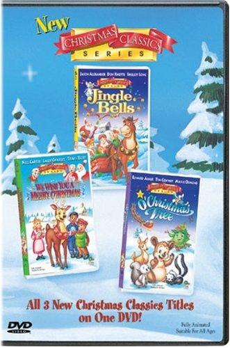 New Christmas Classics 3 on 1 (DVD)