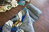 Wildkin Nap Mat with Pillow for Toddler Boys and