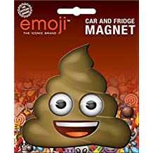 Ata-Boy Smiling Poop Emoji Die-Cut Magnet