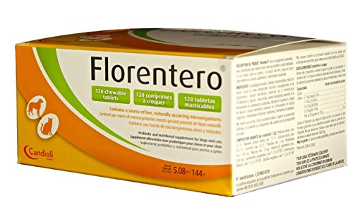 Cheapest Florentero Symbiotic Chewable Tablets -120 count by Candioli Pharma Check this out.