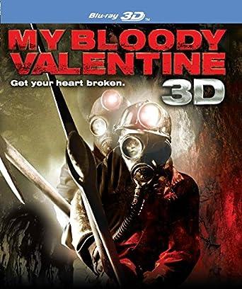 My Bloody Valentine 3D [Blu Ray 3D]