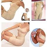 Women Slim N Lift California Beauty Bodyshaping Undergarment Flatter Tummy,Slimmer Thighs,Lift Butt, Body Shaper Size M