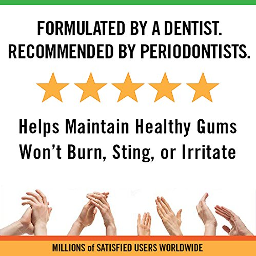 TheraBreath Dentist Formulated PerioTherapy Healthy Gums Toothpaste, 3.5 Ounce by TheraBreath (Image #3)