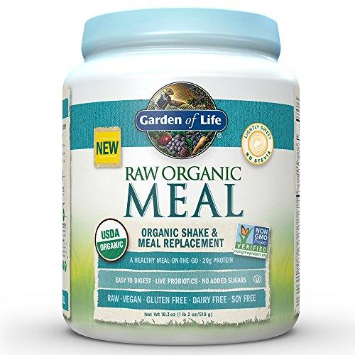 Free shipping garden of life organic vegan meal - Garden of life raw organic meal chocolate ...