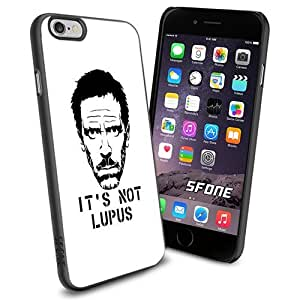 It not Lupus Apple Smartphone iPhone 6 4.7 inch Case Cover Collector TPU Soft Black Hard Cases