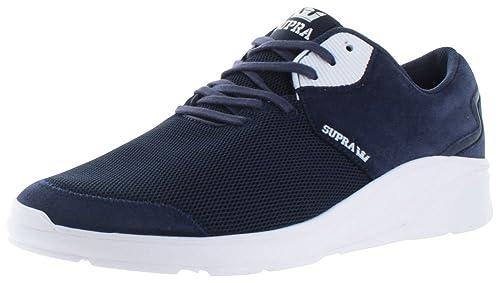 Supra - Zapatillas para Hombre Azul Azul Marino: Amazon.es: Zapatos y complementos