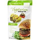 Harmony Valley Vegetarian Hamburger Mix, 5.7-Ounce (Pack of 6)