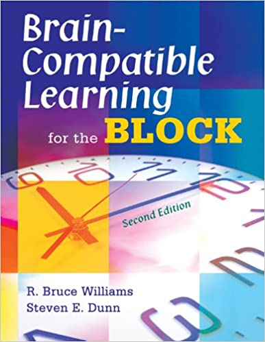 Online-Bücher zum Download Brain-Compatible Learning for the Block by R. Bruce Williams ePub