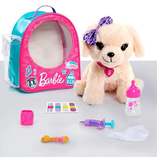 Barbie Vet Bag Set Labradoodle, Multi-Color, Model Number: 61389