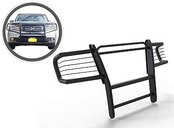 Chrome For Honda Pilot YF3//YF4 Front Bumper Protector Brush Grille Guard