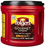 Folgers Gourmet Supreme Ground Coffee – 27.8 oz Review