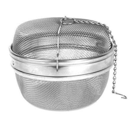 Stainless Steel Mesh Strainer Tea Ball - 8