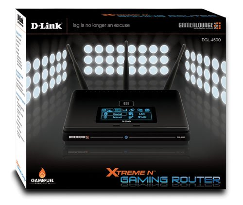 DGL-4500 XTREME N GAMING ROUTER DOWNLOAD DRIVERS
