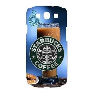 Samsung Galaxy S3 I9300 Case Cell phone Case Starbucks Otky Plastic Durable Cover