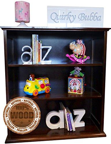 Designer Mini Bookshelf (walnut)
